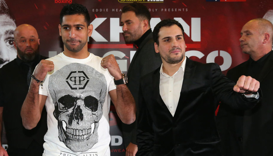 Khan vs Lo Greco: Comeback win on cards for jungle celebrity