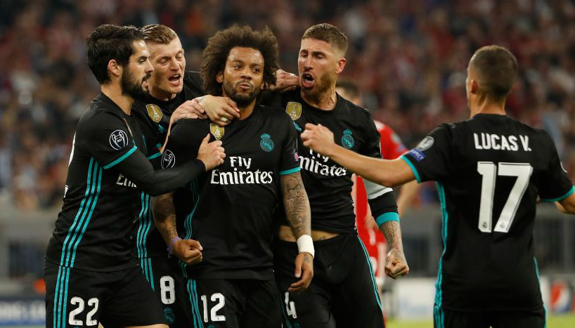 Real Madrid vs Bayern Munich: Whites to win again at Bernabeu