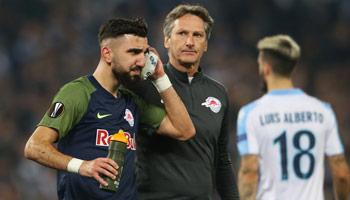 FC Salzburg – Lazio Rom: Die Rose-Elf stößt an ihre Grenzen