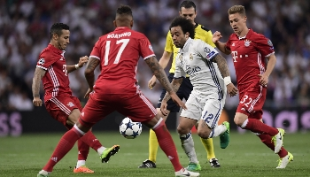 Real – Bayern ; pariez sur l'affiche des demi en ligue des Champions