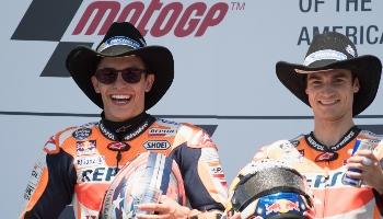 Moto GP des Amériques : Marquez passe la 6ème !