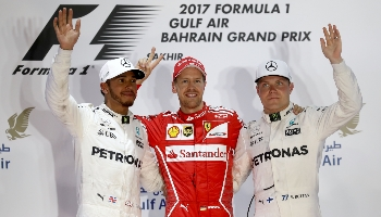 GP de F1 au Bahreïn : misez sur Mercedes ou Ferrari.