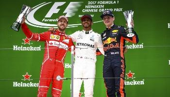 GP de F1 en Chine