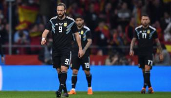 Argentinien – Island: 2 Teams mit großem Fragezeichen