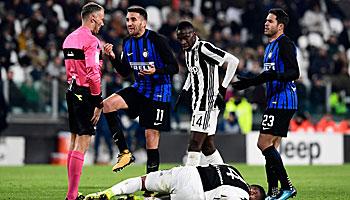 Inter Mailand – Juventus Turin: Derby d'Italia könnte die Meisterschaft entscheiden