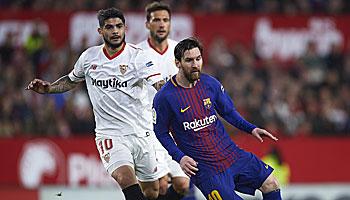 FC Barcelona – FC Sevilla: Barca winkt der 4. Pokalsieg in Folge