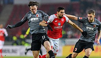 FC Augsburg – FSV Mainz: Super-Bilanz macht Gästen Mut