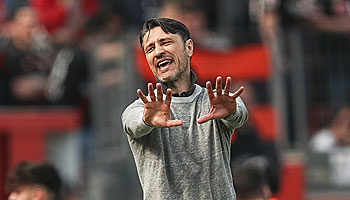 Eintracht Frankfurt – Hertha BSC: Schweres Spiel für Niko Kovac