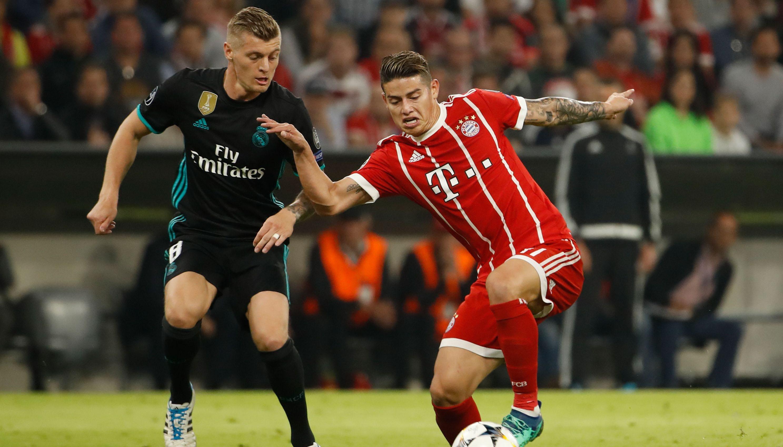 Real Madrid – FC Bayern: Es ist kein Wunder nötig