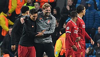 FC Liverpool – AS Rom: Klopp kann Halbfinale