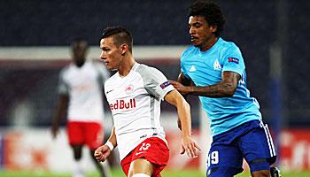 Olympique Marseille – RB Salzburg: Wiedersehen macht Freude
