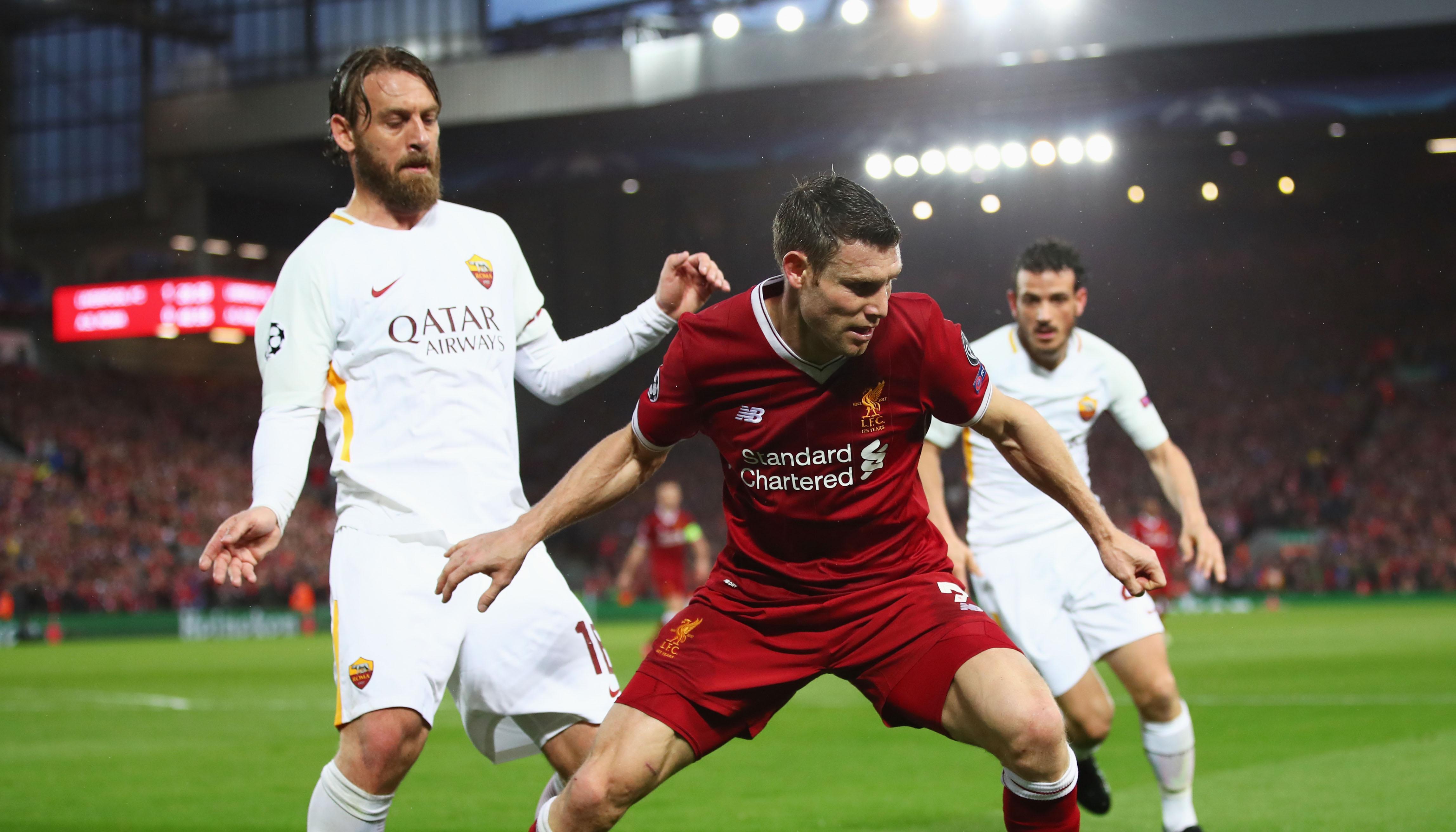 AS Rom – FC Liverpool: Die Reds sind gewarnt