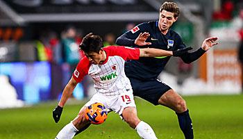 Hertha BSC – FC Augsburg: Ein Torfestival ist nicht zu erwarten