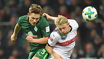 VfB Stuttgart – Werder Bremen: Duell im Niemandsland