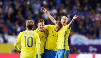 Schweden – Südkorea: Verlieren verboten