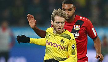 BVB – Bayer Leverkusen: Die direkte CL-Qualifikation im Fokus