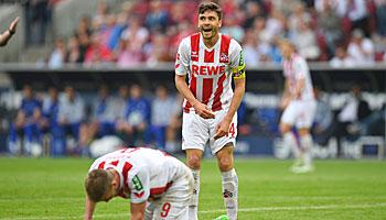1. FC Köln: Das Wunder bleibt aus