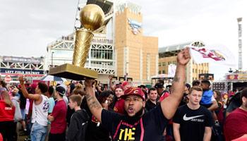 NBA-Finals: Warriors und Cavaliers im Mann-gegen-Mann-Vergleich