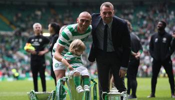 7 von 10! Brendan Rodgers heizt den Celtic-Meisterexpress an