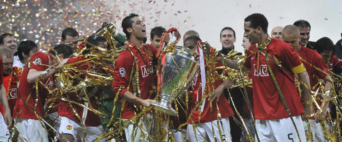 Cristiano Ronaldo-Champions-League