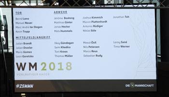 WM-Kader: Diese 4 Wackelkandidaten könnte es erwischen