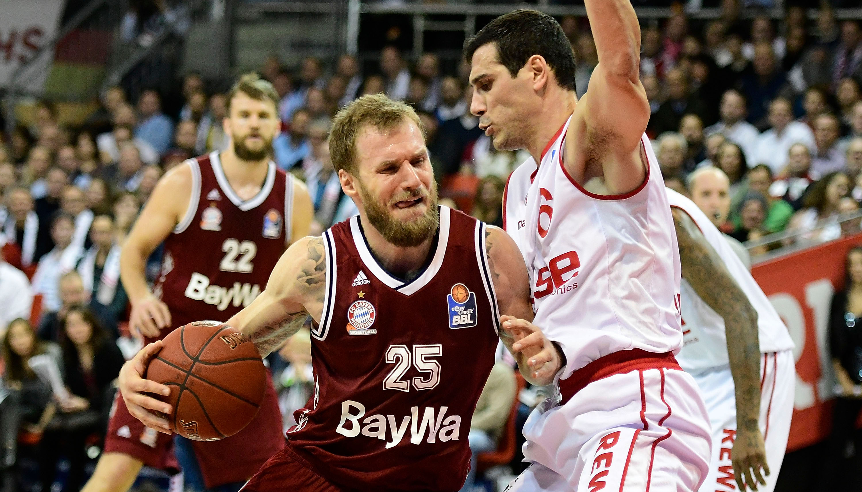 BBL Playoffs: Keine Favoriten in Halbfinale