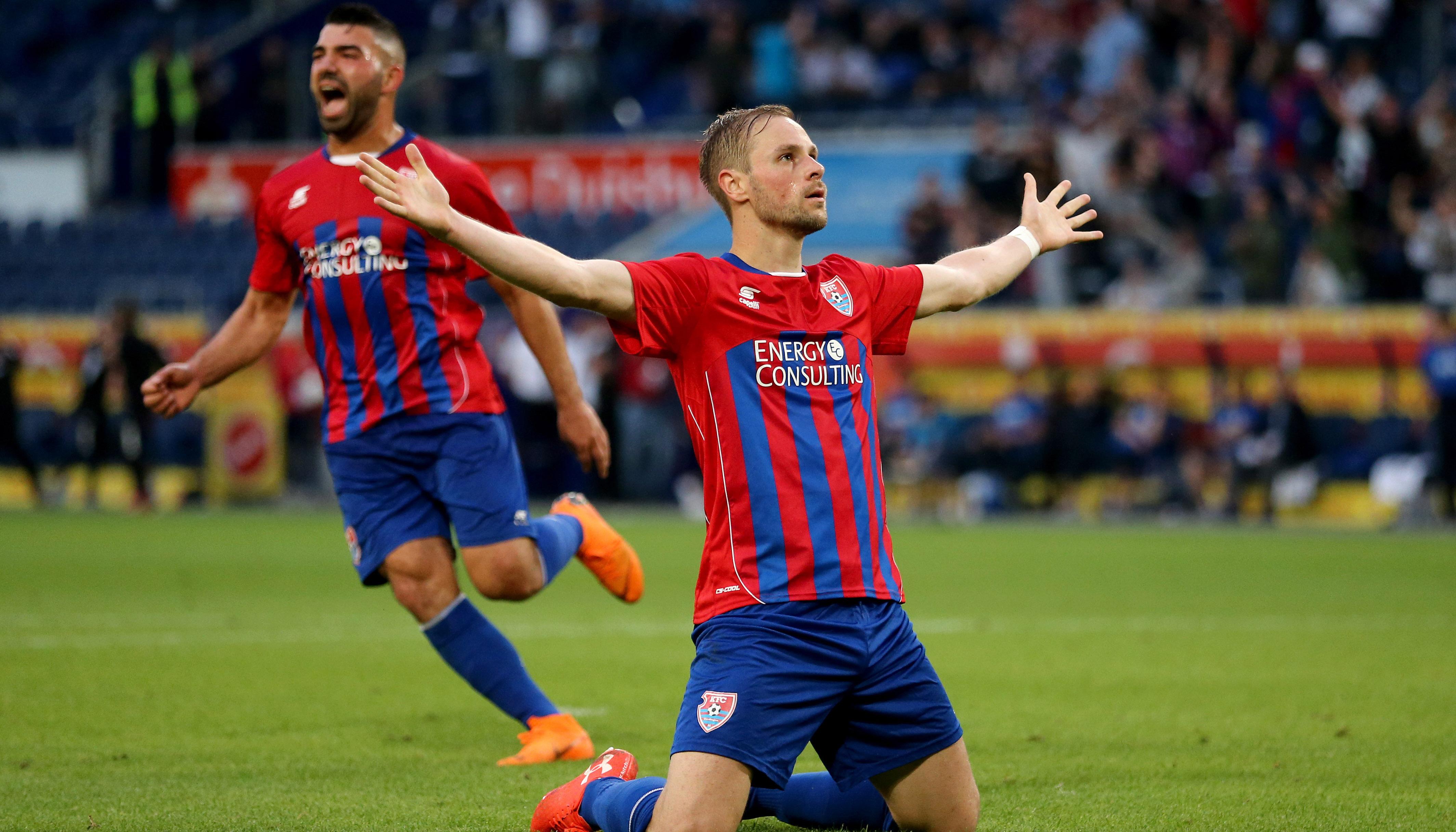 Aufstiegsspiele 3. Liga: Cottbus, KFC und 1860 vor dem letzten Schritt