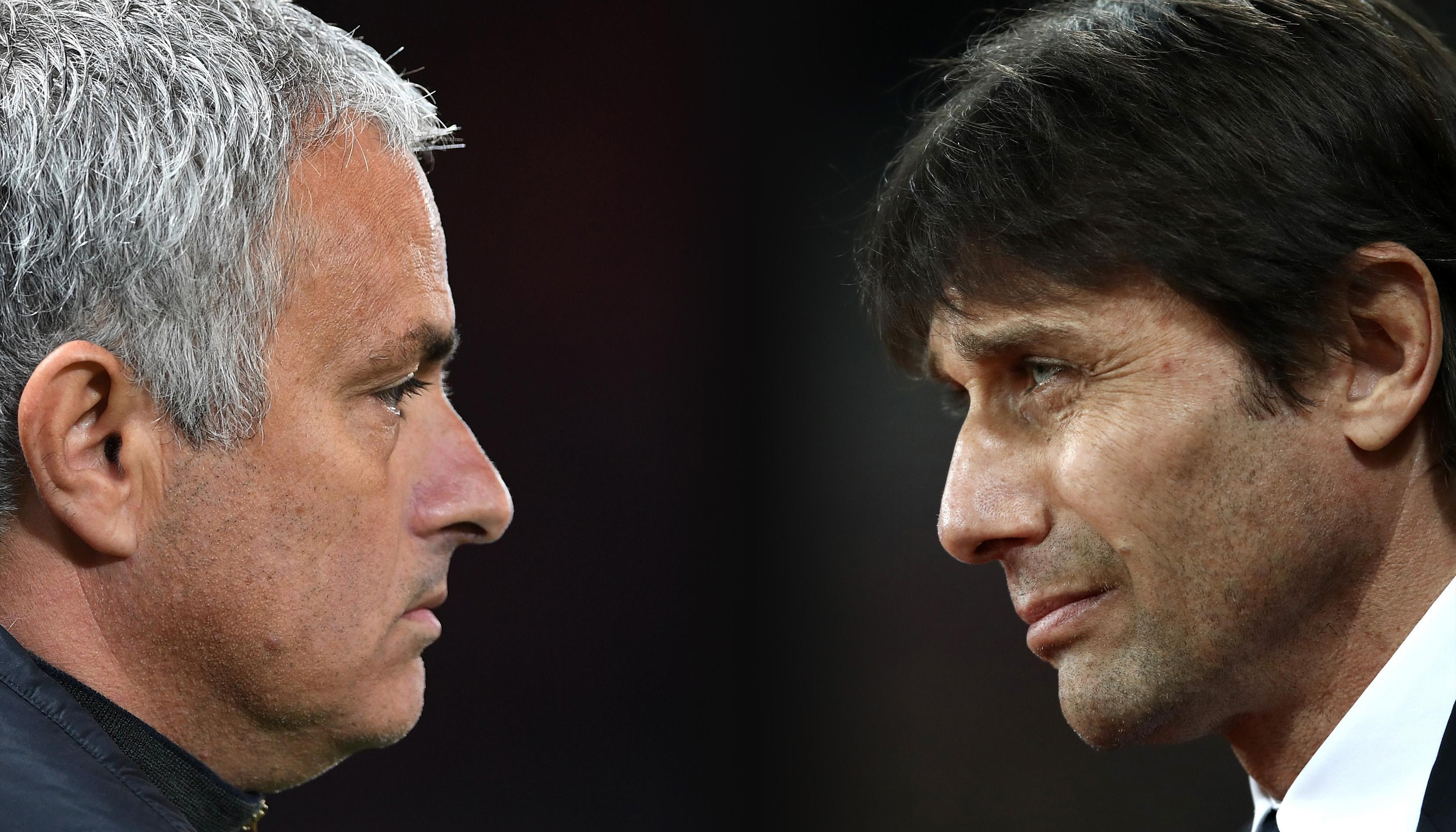 FA Cup-Finale: Verabschiedet Mourinho Conte von der Chelsea-Bank?