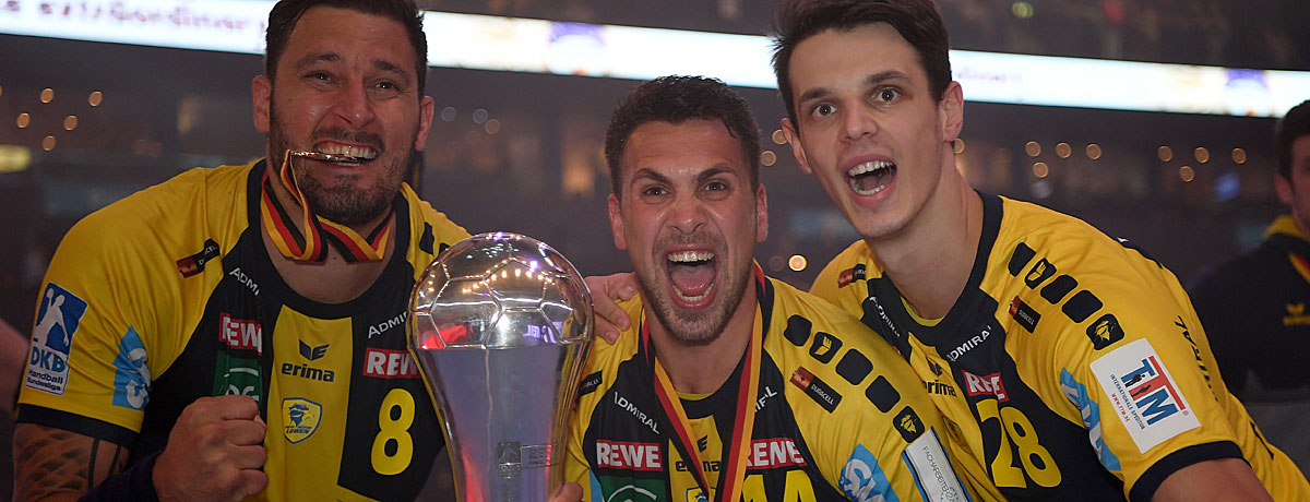 RNL, Rhein-Neckar Löwen, HBL Quoten, Handball Quoten