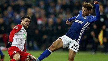 FC Augsburg – FC Schalke: Tabellennachbarn unter sich