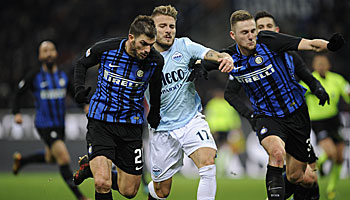 Lazio Rom – Inter Mailand: Best of the Rest im Duell
