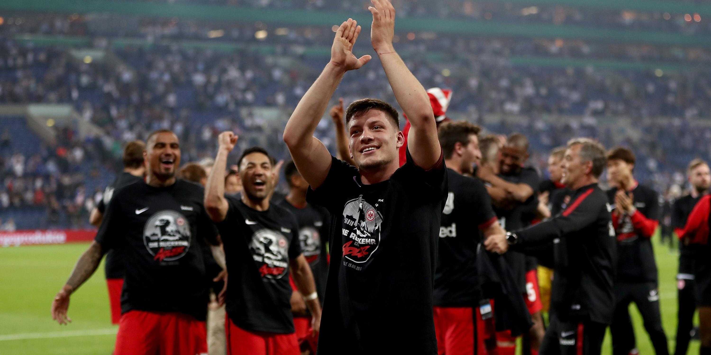 Luka Jovic, Eintracht Frankfurt, bwin