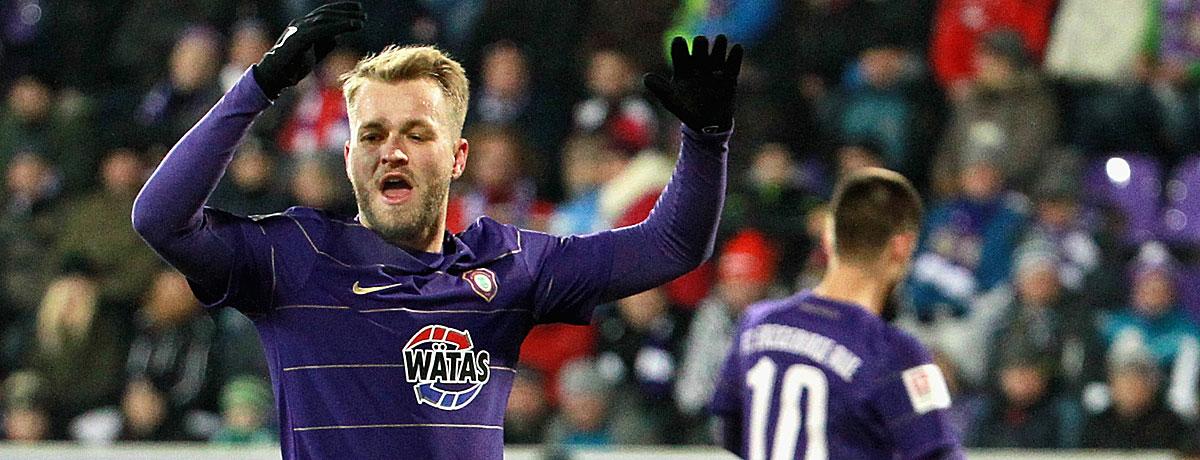 Pascal Köpke, Erzgebirge Aue, Relegation Quoten, Relegation 2. Bundesliga
