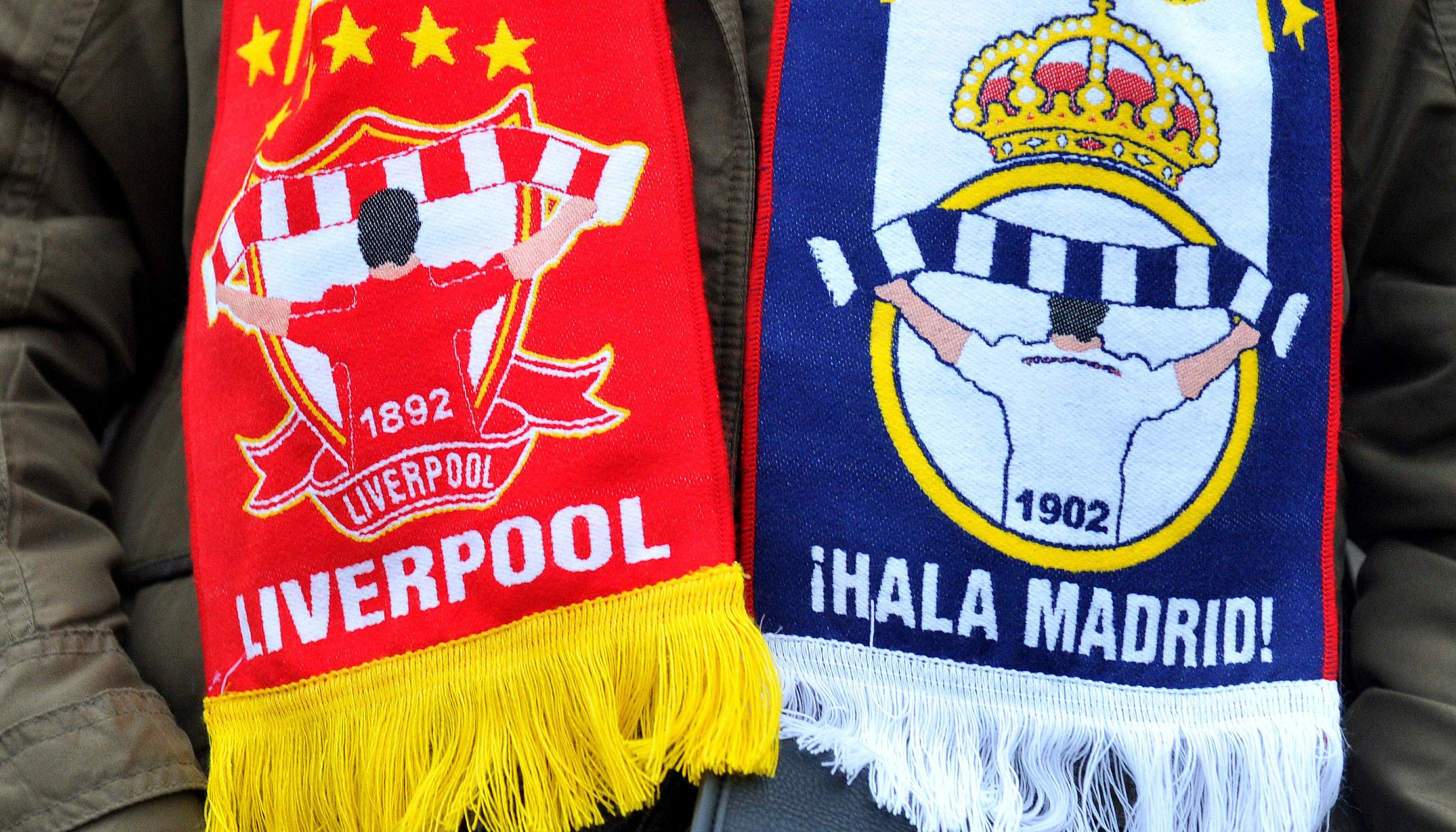 Real Madrid – FC Liverpool: Das Beste vom Besten