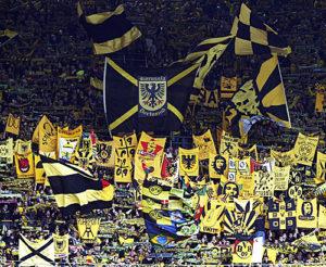 Südtribüne, BVB, Borussia Dortmund, Fußball-Fans, Signal Iduna Park