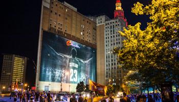 NBA Finals: James kann allenfalls den Sweep abwenden