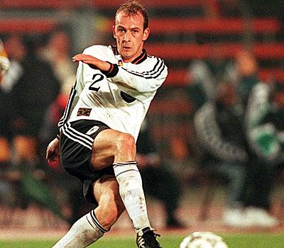 Mario Basler, Die Mannschaft, DFB Quoten