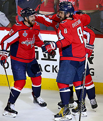 NHL Quoten, Washington Capitals, NHL Comebacks, Eishockey Wetten