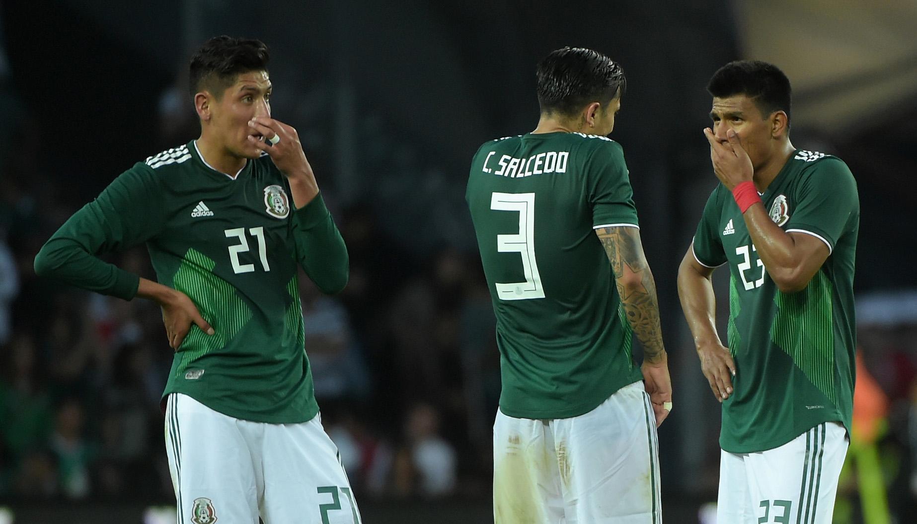 WM-Formcheck: Mexiko, Schweden und Südkorea mit Ladehemmung