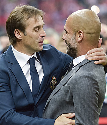 Julen Lopetegui, Real Madrid Trainer, Real Madrid Quoten