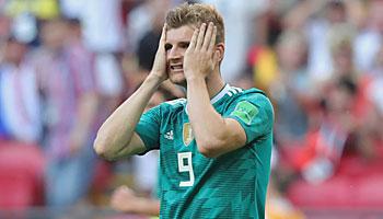 WM-Aus: Deutschlands schwächste Turnier-Leistungen