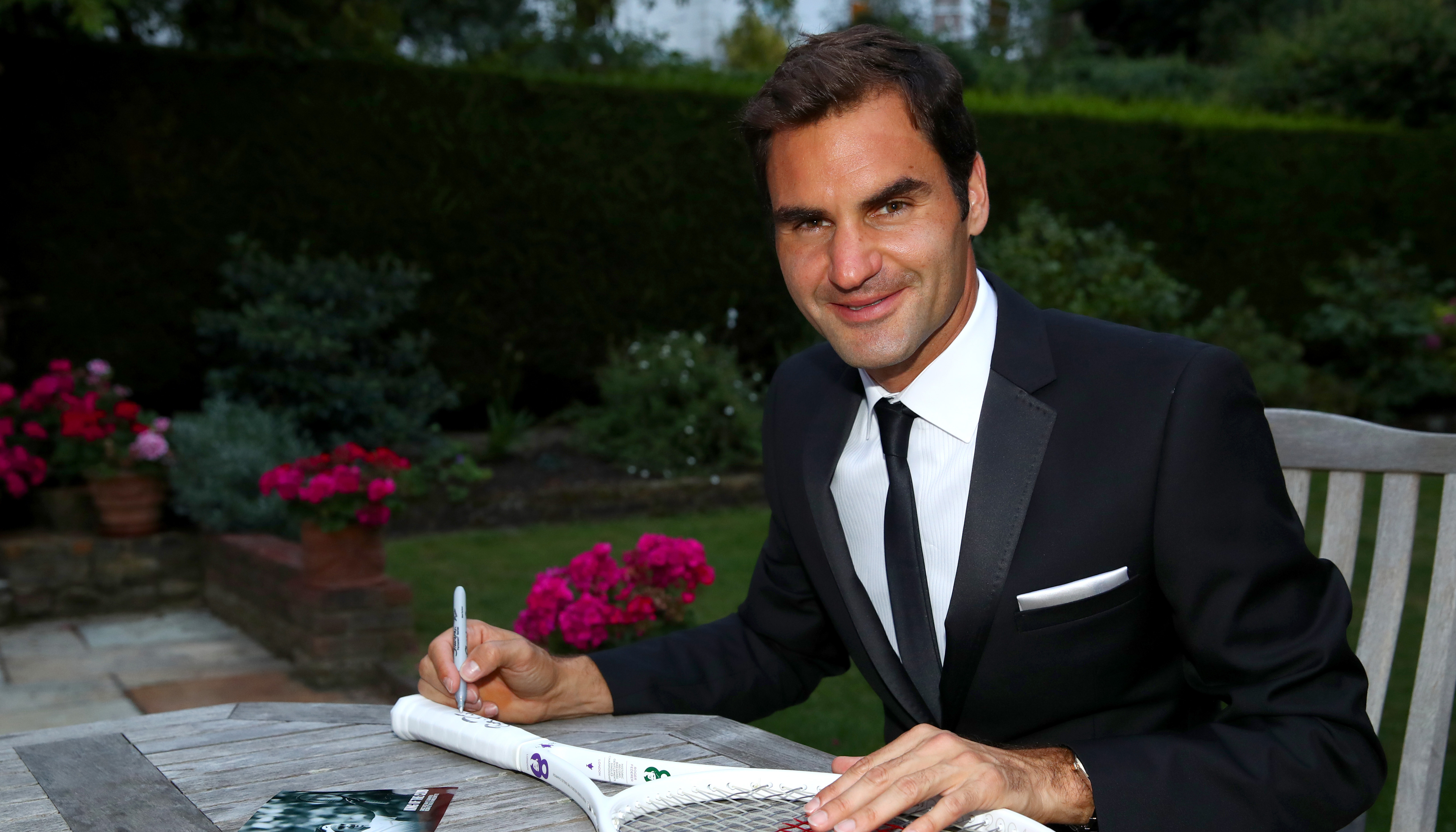 Roger Federer in Wimbledon: Die Rückkehr ins Wohnzimmer