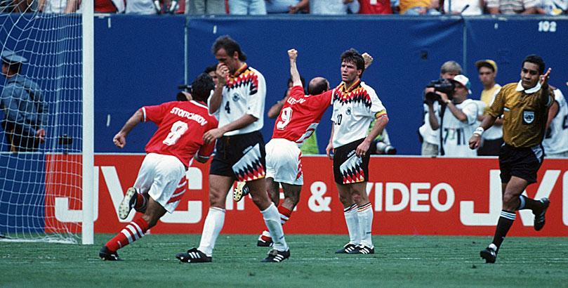 WM Quoten, WM 1994, Deutschland - Bulgarien