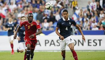 Frankreich – Belgien: (Halb)-Finale furioso
