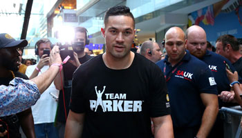Boxen: Ex-Champion Parker hat etwas zu beweisen