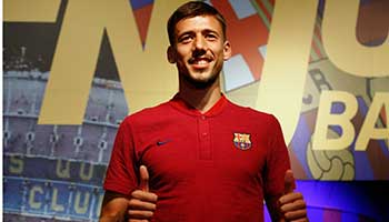 Clément Lenglet: Mit Geduld kann er bei Barca Stammspieler werden