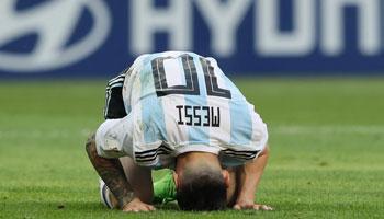 Nie Weltmeister! Lionel Messi und die Unvollendeten
