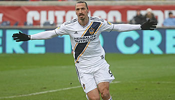 Zlatan Ibrahimovic: Er trifft immer – egal wo