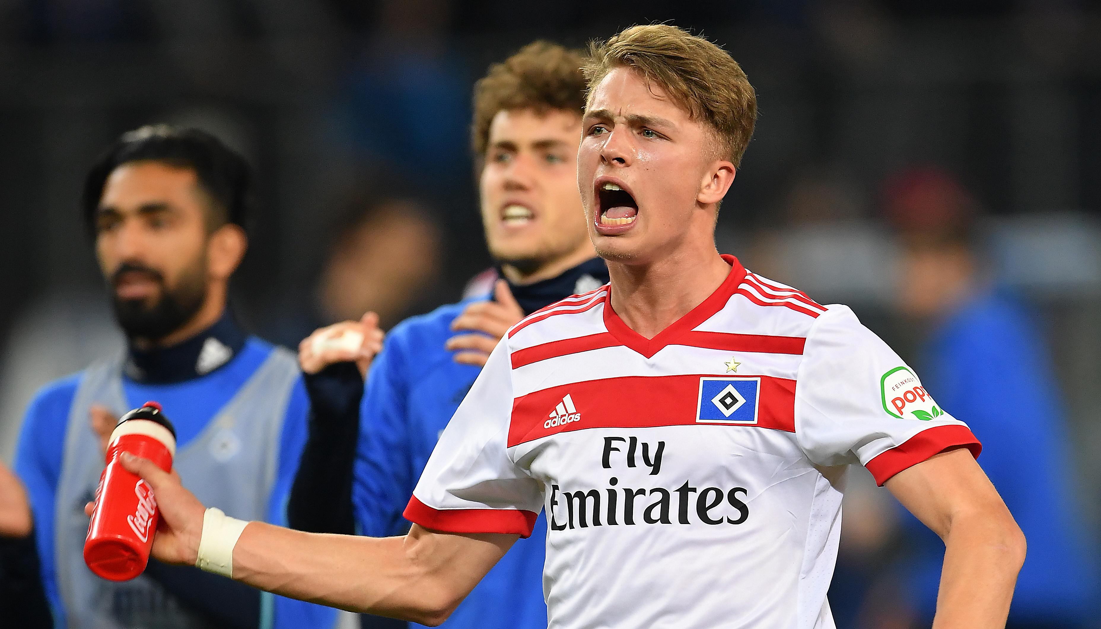 Jann-Fiete Arp: Mit Top-Leistungen später zu den Bayern