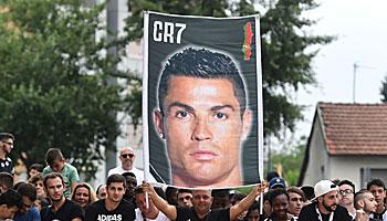 CR7: Der größte Juve-Star aller Zeiten?